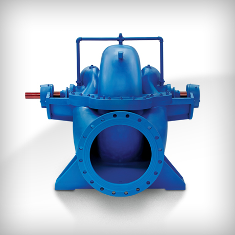 Double Suction Split Case Pumps