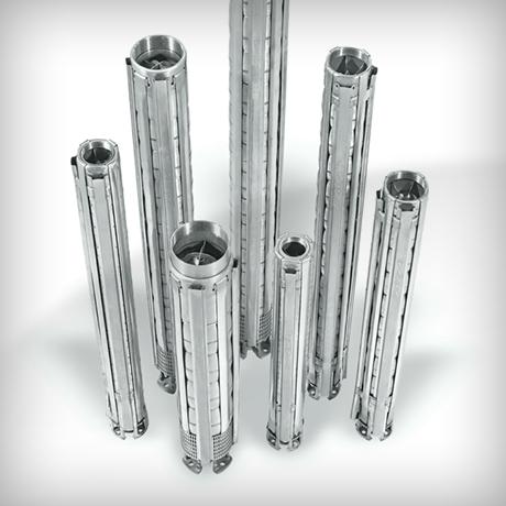 Paslanmaz Çelik Dalgıç Pompalar