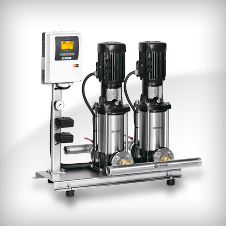 Vertical Multistage In-line Pumps
