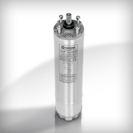 3S - Full Stainless Steel Submersible Motor