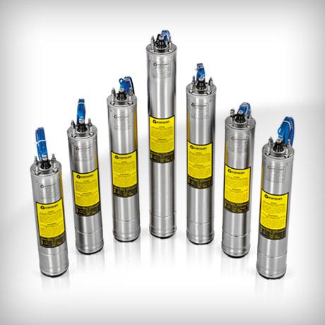 4 İnç Dalgıç Motorlar